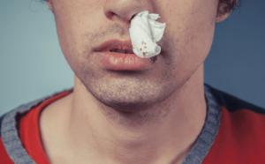 sangramento nasal viagra